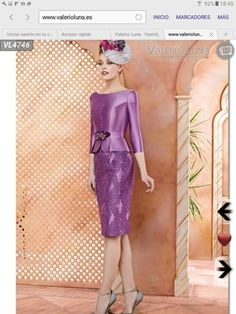 Cocktail, prom, evening, wedding dresses and godmother gowns return to high fashion, lace mixed with gauze and jewels. Haute couture at your fingertips. Day Dresses, Evening Dresses, Short Dresses, Dresses For Work, Formal Dresses, Wedding Dresses, Pretty Dresses, Beautiful Dresses, Race Day Outfits
