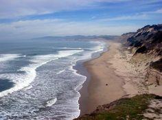 San Gregorio Beach, CA