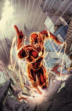 Robert Venditti et Van Jensen s'expriment sur Flash   DCPlanet.fr #comicart