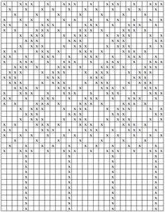 Stockute Designs: Riešinių raštai ir schemos