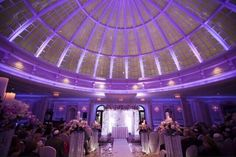 """Love is an amazing thing. Say """"I Do"""" in Jericho Terrace's Dome Room."""