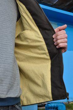 Prachtige khaki groene oilskin en de voorlaatste La Maison Victor #lmv #softcactusfabrics #mazingmathsochre Cactus Fabric, Menswear, Fabrics, Inspiration, Ideas, Sewing Ideas, Tejidos, Biblical Inspiration, Men Wear