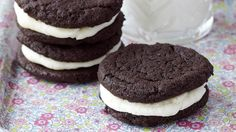 Get #recipes for Chocolate Towers, Boston Cream Whoopie Pies, and Faux Re-Os (Fake Oreos), and learn how you can support pediatric #cancer research along the way.
