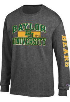 Baylor University Bears Long Sleeve T-Shirt | Baylor University