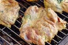 Pesto, Grilling, Food Porn, Pork, Turkey, Kale Stir Fry, Turkey Country, Crickets, Pork Chops