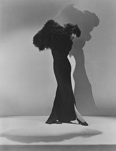 George Hoyningen-Huene, Mainbocher Dress, 1938