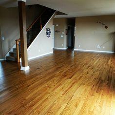 Nutmeg can make a floor pop!