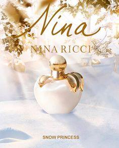 Nina Snow Princess Nina Ricci реклама