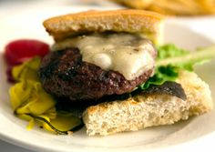 San Francisco, CA: Zuni Café. Instead of traditional cucumber pickles, legendary chef-owner Judy Rodgers accents her burgers with thin-cut zucchini strips pickled in apple cider vinegar, mustard seeds and turmeric