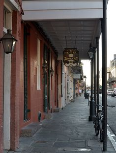"A collection of historic townhouses and ""bachelor quarters"" make up the Big Easy charmer, Hotel Maison de Ville, renovated and reopened in 2012 to offer a delightfully secluded vibe amid the hustle and bustle of the French Quarter."