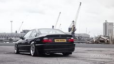 I really like those 90's style wheels at this e46 AC Schnitzer ; photo from www.ridesandstyling.com