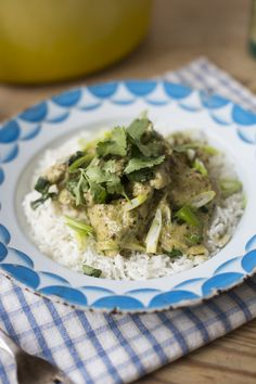 Fragrant Thai Chicken Stew | DonalSkehan.com, A delicious midweek dinner option.