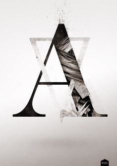 #graphic design #fonts #letters #typography