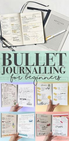 OBS!!! Denne har en fin begynder video for hvordan man planlægger at lave sin bullet journal