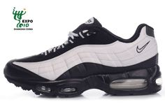 Air Max 95 Black Grey White