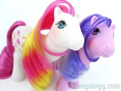 My Little Pony Scribbles & Dabble - gorgeous!
