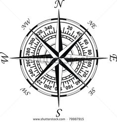 Old World Compass Stock Photos, Old World Compass Stock Photography, Old World Compass Stock Images : Shutterstock.com