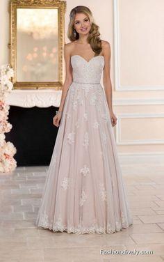 c9d4d6a52c66 Wedding Dresses 2018 #Wedding #Bridal Amazing Wedding Dresses Collections  (22)