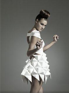 Galliano para Dior del año 2007, colecciones de Helena Horstedt, Gareth Pugh y Sandra Backlund.