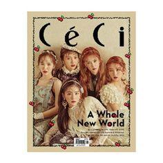 CECI ANOTHER CHOICE(韓国雑誌) / 2016年11月号(表紙:Red Velvet) [韓国 雑誌]:韓国音楽専門ソウルライフレコード- Yahoo!ショッピング - Tポイントが貯まる!使える!ネット通販