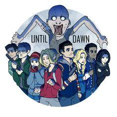 UNTIL DAWN by Oakiel.deviantart.com on @DeviantArt