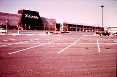 Tysons Corner Center, later 1970s, by Ed Stallnecht.