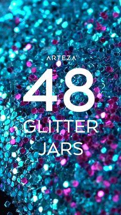 me ~ Watch this: 🔥HOT SALE!🔥 😍Glitter Shaker Jars - Set of 🔥Limited stock! Diy Arts And Crafts, Diy Crafts Videos, Crafts To Do, Resin Crafts, Diy Crafts To Sell, Diy Crafts For Kids, Arts And Crafts For Adults, Glitter Wine Bottles, Glitter Jars