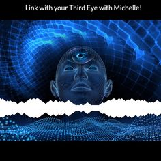 Yes, learn with Michelle now! #PsychicMedium Michelle teaches you this simple yet powerful technique to access your psychic gift of clairvoyance! Listen in and then click the link to access Michelle's Psychic Development Blog jam-packed with tips and tools to help you tune into your psychic abilities! #psychic #psychicdevelopment #psychicabilities #thirdeyd #clairvoyance Psychic Abilities Test, Third Eye Awakening, Opening Your Third Eye, Psychic Development, Astral Projection, Psychic Mediums, Chakra Meditation, Spiritual Practices, Psychic Readings