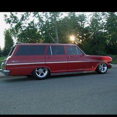63 nova wagon