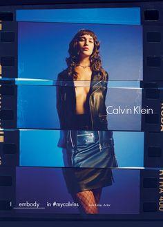 Calvin Klein 2016 Fall/Winter Campaign