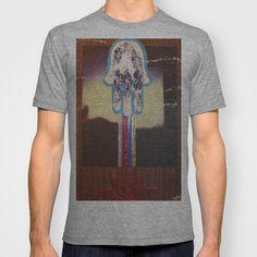 Blessings! T-shirt by Kabir-Jesús - $22.00