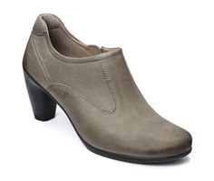 ECCO SCULPTURED 65 - WARM GREY ankle boots