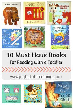 Looking for gift ideas for a toddler? Try these books! These 10 stories are favorites in our house. Click through to see the complete list! Next Children, Best Children Books, Childrens Books, Toddler Age, Toddler Books, Toddler Stuff, Books For Moms, Good Books, Giraffes Cant Dance