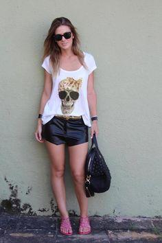T-shirt enviada por Rafaela Amaral.