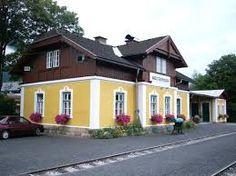 Bildergebnis für bahnhof mauterndorf Shed, Outdoor Structures, Mansions, House Styles, Home Decor, Lean To Shed, Luxury Houses, Interior Design, Home Interior Design