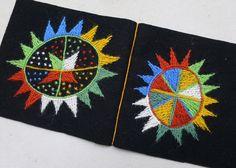 Form och färg, vävning, broderi och annat textilt