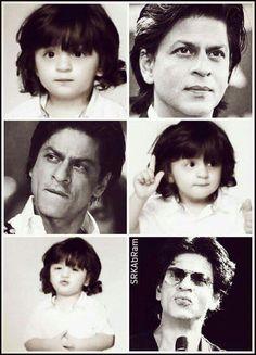 Like Father Like Son!