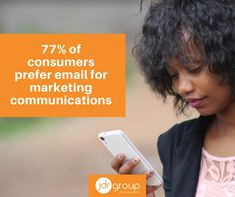According to a study by ExactTarget, 77% of consumers prefer to receive permission-based marketing communications through email.  Does this stat surprise you?  Do you prefer email for marketing communications, Or would you rather pick up the phone? 📞  We would love to hear your thoughts, comment below. . . . #emailmarketing #consumers #marketing #marketingcommunications #email #communication #business #businessstats #emailstats #marketingtips #digitalmarketing #businesscalls… Marketing Communications, Email Marketing, Digital Marketing, Would You Rather, Lead Generation, Study, Thoughts, Phone, Business