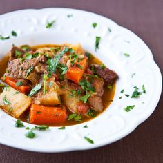 All Souped Up: 10 Hearty Stews for Cold Winter Nights | Photo Gallery - Yahoo! Shine