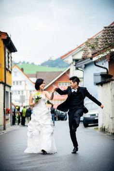 Ein Hochzeits-Shooting an der Chilbi im Appenzell / Schweiz Real Weddings, Style, Switzerland, Nice Asses, Swag