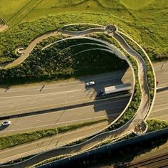The Green Highway. the way they all should be done.