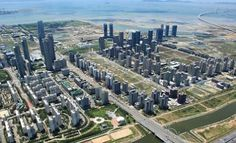 Songdo in South Korea leading charge to become city of the future