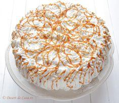 Prajituri si Torturi cu Mere - Desert De Casa - Maria Popa Vanilla Cake, Camembert Cheese, Sweet Treats, Cheesecake, Deserts, Dessert Recipes, Sweets, Food, Cakes