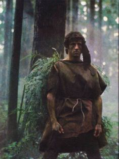 A gallery of First Blood publicity stills and other photos. Featuring Sylvester Stallone, Brian Dennehy, Richard Crenna, Jack Starrett and others. Rambo Series, Sylvester Stallone Rambo, Stallone Movies, Cool Pictures, Cool Photos, Silvester Stallone, There Goes My Hero, John Rambo, 1980s Films