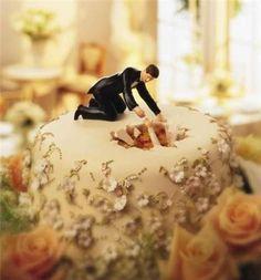 Clumsy Bride