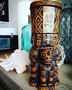 Beachbumz Maui/Tahiti Felix Master Tattoo Mug