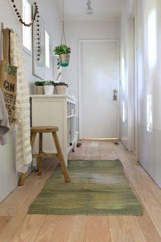 The Treehouse: Hallway Turned Mudroom — Make it Happen for Under $300! | Design Mom | Bloglovin'