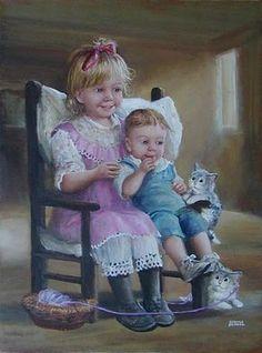 Image detail for -... старость Dianne Dengel - Страница 4 - Форум  !!!!!!€€€€€€¡¡¡¡¡¡.....http://www.pinterest.com/ilovebeingagama/art-dianne-dengel/
