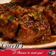 #TuesdayTrivia: The braised Italian dish osso buco calls for which cut of meat? Answer: Veal Shanks