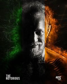 Conor McGregor BADASS fighter poster : if you love #MMA, you'll love the #UFC & #MixedMartialArts inspired fashion at CageCult: http://cagecult.com/mma